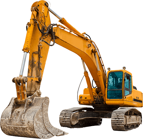 Our large fleet of excavators can demolish and excavate any site.