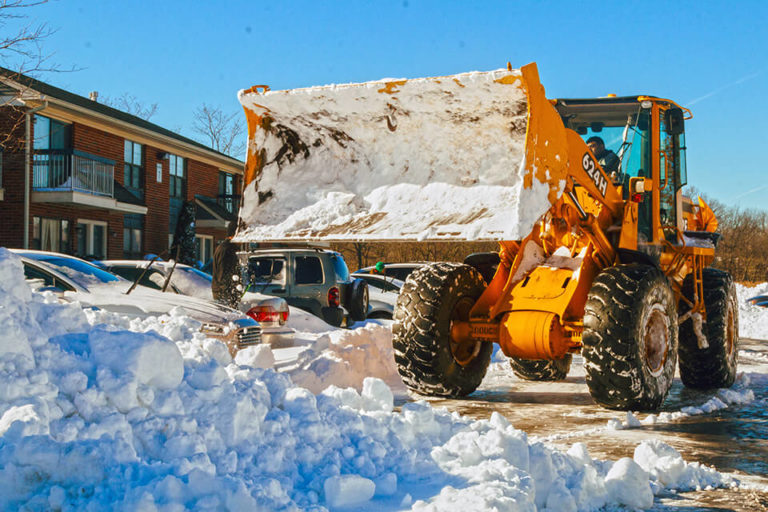 Serbu offers 24/7 residential & commercial snow removal in Regina & surrounding areas.