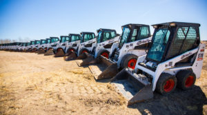 Bobcat & Skid-steer Fleet