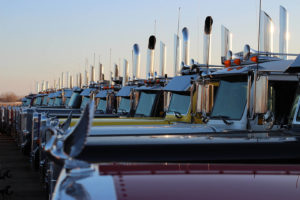 Peterbilt Fleet Side Profile