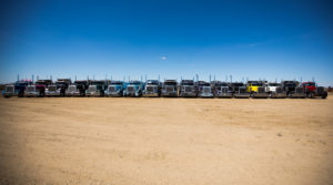 Peterbilt Fleet Front Profile