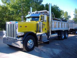 Peterbilt Gravel Truck