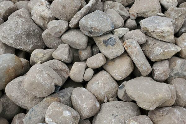 Gabion stone product picture 1, also known as large stone.