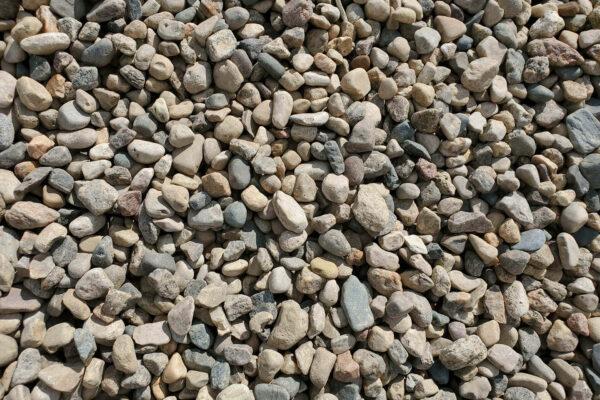 Washed round rock product image 3 - close up.